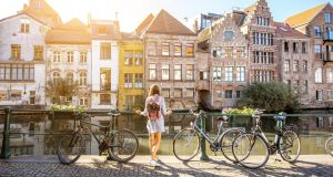 Europe offers plenty of opportunities for students wishing to study abroad. Photograph: iStock