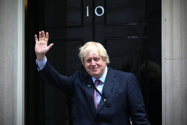 Unstoppable?: Boris Johnson is on course to enter Downing Street in July. Photograph: Carl Court/Getty