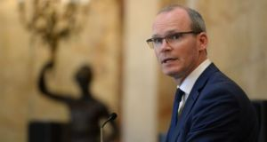 Simon Coveney: People are entitled to their opinions, but they are not entitled to their own facts. File photograph: Cyril Byrne/The Irish Times.
