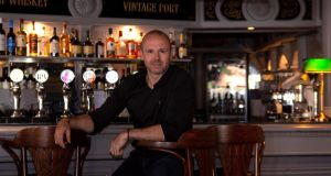 The Donnybrook: Oliver Dunne at the Dublin 4 gastropub, his latest opening