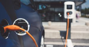 The Government's aim is to have 950,000 electric cars on the road by 2030. Photograph: iStock