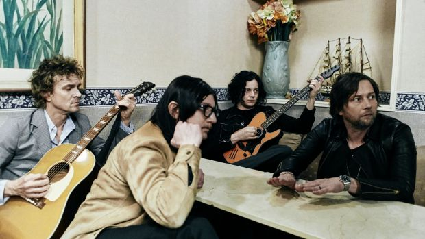 The Raconteurs: released their first album in 11 years with Help Us Stranger