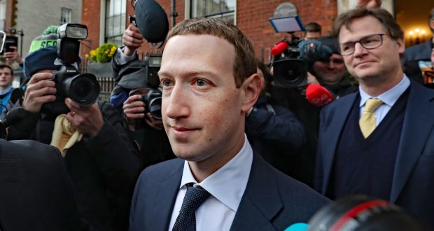 "Facebook chief executive Mark Zuckerberg has repeatedly referred to Facebook as ""a tech company"" and not a ""media company"". Photograph: Niall Carson/PA Wire"