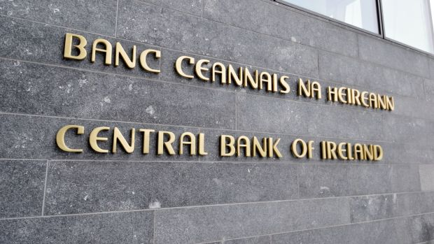 The Central Bank will be able to fine bankers.
