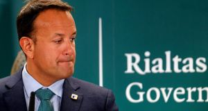 """We're not out to coerce people, Leo Varadkar says. But if the climate crisis is as serious as he says it is, why not?"" Photograph: Julien Warnand/EPA"
