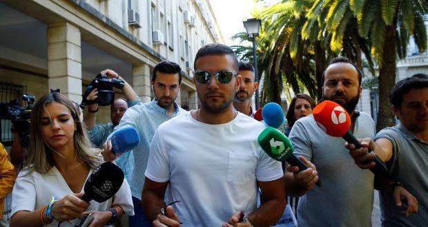 It was rape': Verdict in Spain's 'Wolf Pack' case overturned