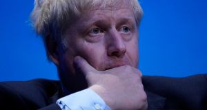 Conservative leadership candidate, Boris Johnson. Photograph: Christopher Furlong/Getty Images