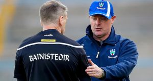 Malachy O'Rourke will not be back in charge of Monaghan for the 2020 season. Photograph: Tommy Dickson/Inpho