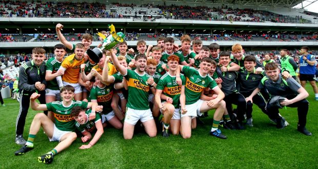 Kerry minors show character to make it seven in a row