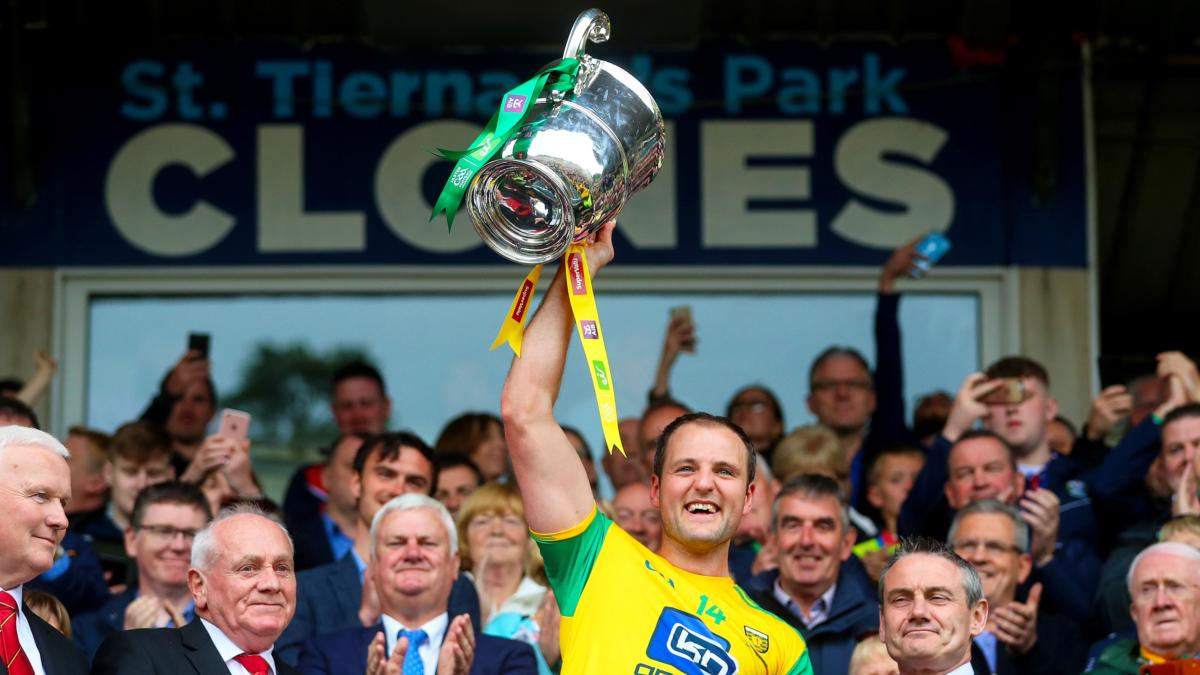 Donegal put down Cavan's Ulster revival with the minimum of fuss