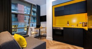 Staycity offers short-term and long-term apartment and aparthotel lettings.