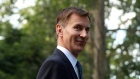 Jeremy Hunt: I would choose 'no deal' with a heavy heart