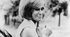 Dusty Springfield.  Photograph: Michael Ochs Archives/Getty Images