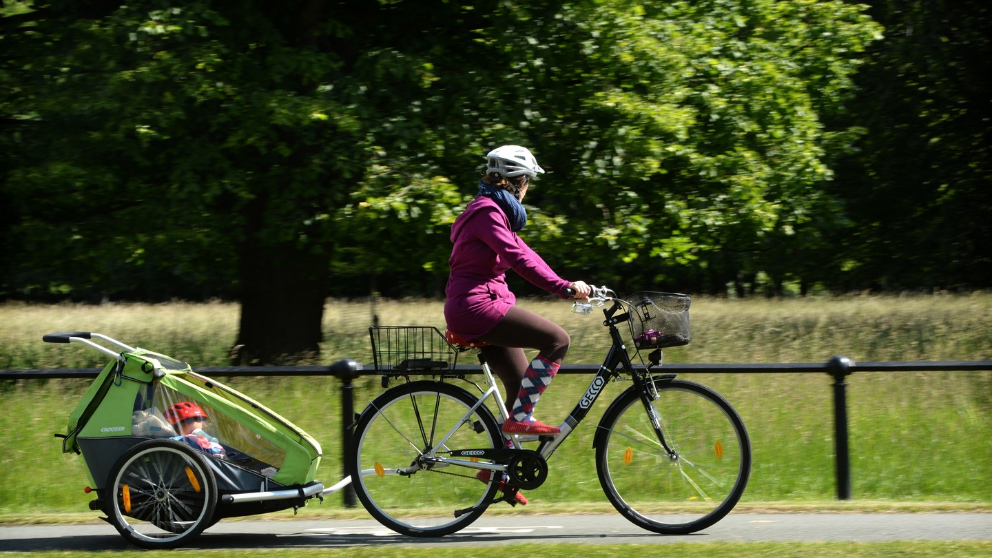 Kids who cycle or walk to school 'learn better', Dublin event told