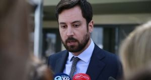 Minister for Housing Eoghan Murphy has defended co-living, describing the concept as 'exciting'. File photograph: Nick Bradshaw