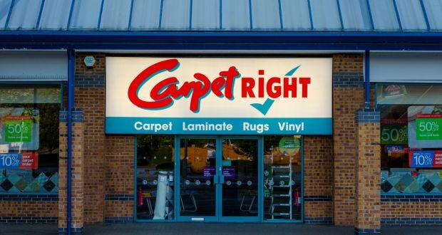 Carpetright to downsize Irish division as group narrows losses