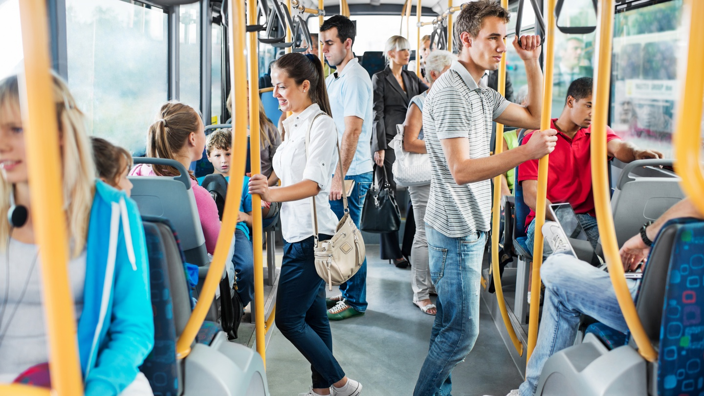 How does Ireland's public transport compare with other countries?