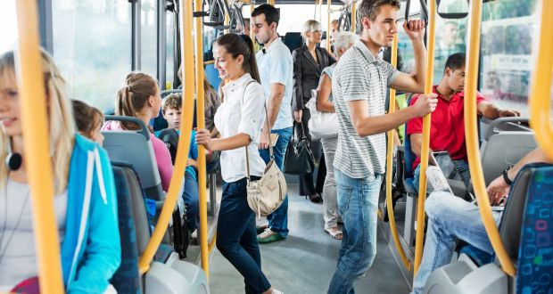 How does Ireland's public transport compare with other