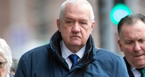 Hillsborough match commander David Duckenfield: Jury failed to reach a verdict in his trial earlier this year.  Photograph: Danny Lawson/PA Wire