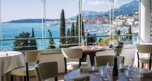 Mirazur, in Menton in the South of France, has been named the world's best restaurant 2019. Photograph: World's 50 Best
