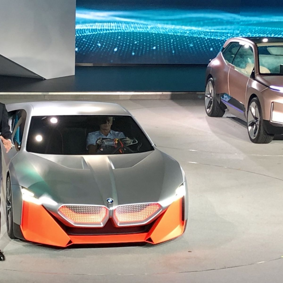 BMW's grand plan: A revolution is under way across the auto