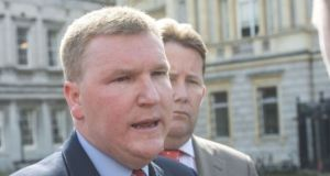 Michael McGrath firmly stated his party's political philosophy in the Dáil last night