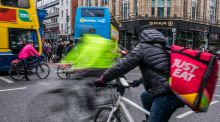 Cycling in Dublin: 'We've lost our way with private cars'