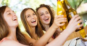 'How come it is accepted by the parents that 16-year-olds will be drinking in their houses?' Photograph: iStock