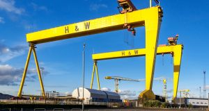 Dolphin Drilling ASA had been trying to find a buyer for Harland and Wolff in Belfast since last year. Photograph: iStock