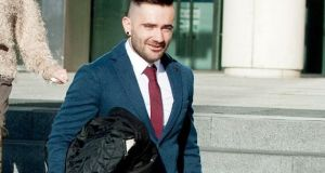 A 2013 file image of Vincent Ryan at the Special Criminal Court. Photograph: Collins Courts.