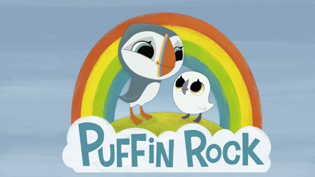 Cartoon Saloon's television series Puffin Rock, which may be developed into a feature film with Chinese investment.