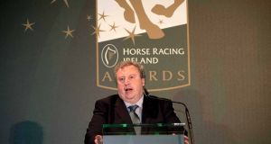 "Chief executive of Horse Racing Ireland Brian Kavanagh: ""the investment in the Curragh is for the long term"". Photograph: Morgan Treacy/Inpho"
