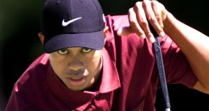 Tiger Woods: one chapter shows talent nurtured early can produce a world champion. Photograph: Phil Coale/AP Photo