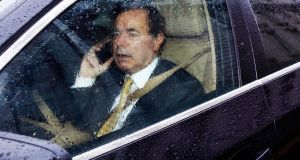 Former minister for justice Alan Shatter: his combative style and intellect didn't endear him to many fellow Dáil deputies and the legal profession also had it in for him. Photograph: Sasko Lazarov/Photocall Ireland