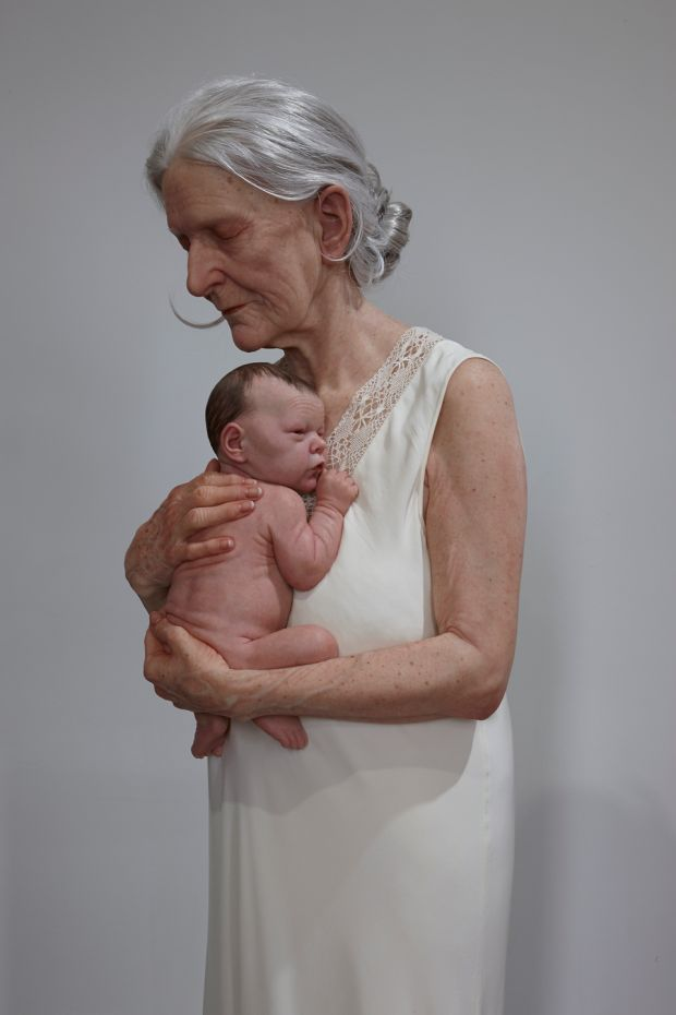 Woman and Child, Sam Jinks