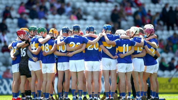 Whatever Sheedy has done with them, Tipperary look like a team genuinely intent on making up for lost time in 2019. Photograph: James Crombie/Inpho