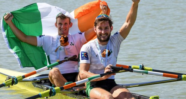 Rowing: O'Donovan brothers may be split up for World Cup