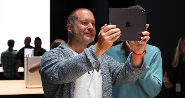 Bildergebnis für iPhone designer Jony Ive to leave Apple