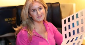 Suzie Monaghan: 'I put a percentage of my salary every month towards our summer holiday'