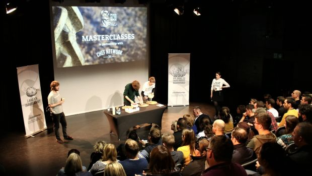 The Food On The Edge culinary symposium returns to Galway on October 21st and 22nd.