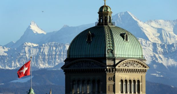 Investors scramble to avoid Swiss share trading block after EU row
