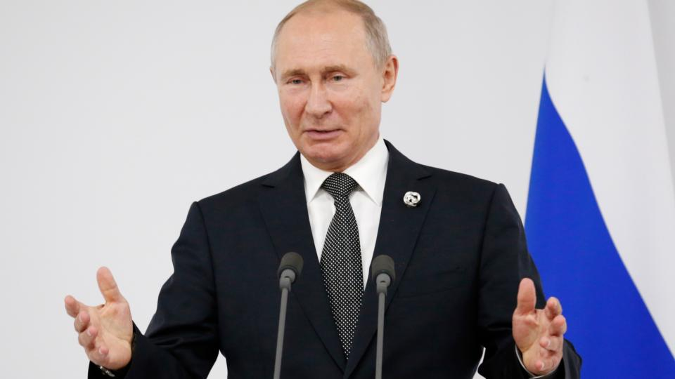 The Irish Times view on Putin's worldview: liberal values must be defended