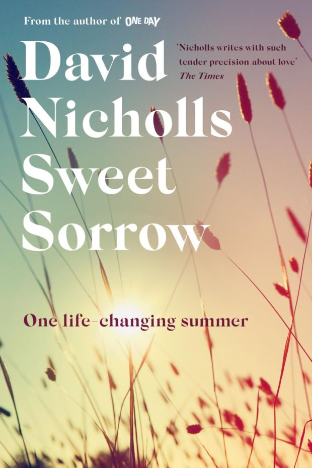 "In his new book, Sweet Sorrow, an amateur production of Romeo & Juliet is the excuse that the teenage protagonist of Charlie needs to spend time with the object of his affection, Fran Fisher, who's cast in ""the eponymous role"""