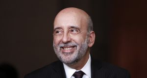 Gabriel Makhlouf, New Zealand's treasury secretary and incoming governor of the Central Bank.