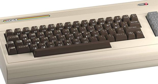 Reborn Commodore 64 on the way