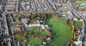 "The Drumcondra portfolio. ""If the GAA wants to retain space for an extra pitch, that could reduce the site's capacity by up to 400 apartments"""