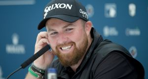 "Shane Lowry: ""Hopefully, I'll have a few chances along the years. And hopefully one of them is this week. If I do get a chance, I'll be giving my best."" Photograph: Ross Kinnaird/Getty Images"