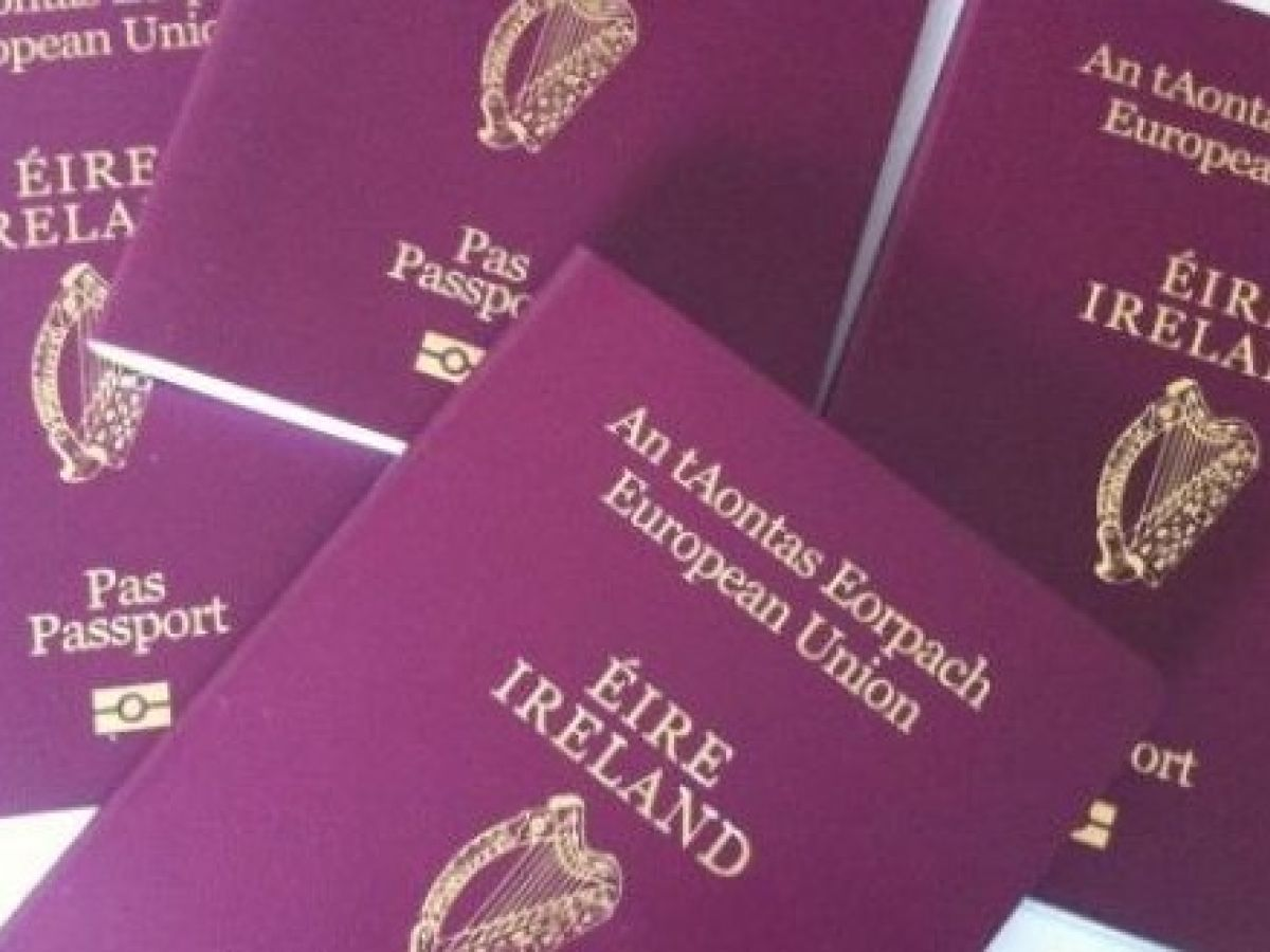 Irish passport among most powerful in the world