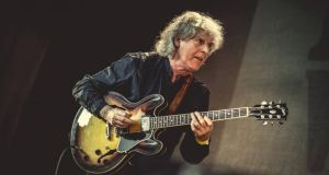 Derry guitarist Tommy Halferty embarks on a short Irish tour this week.