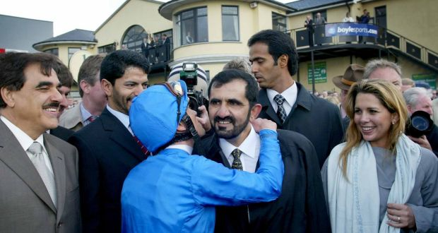 Sheikh Mohammed and Ireland: The equine connection